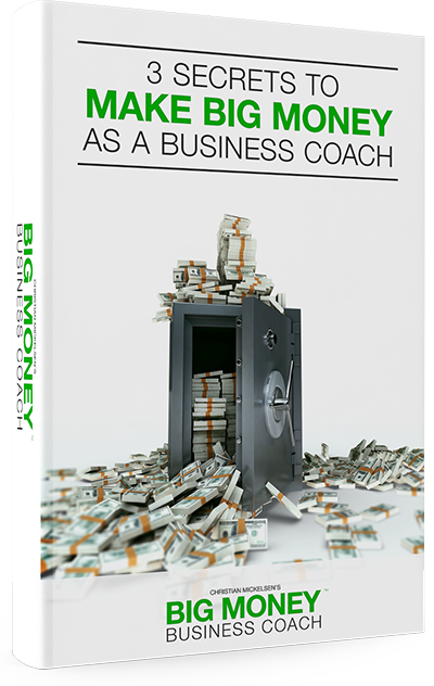 V1 Big Money Business Coach